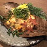 名古屋コーチン 個室居酒屋 京膳 - 鶏の西京味噌焼き