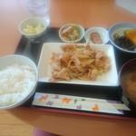 青林檎 - 焼肉ランチ