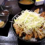 とんきち - 料理写真: