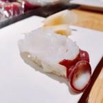 塩竈 すし哲 - 生蛸様