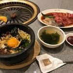 食道園 - 焼肉会席②
