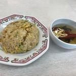 餃子の王将 - 料理写真:炒飯440円税抜