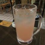 万福食堂 - 白桃おろし 単品270円