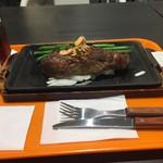いきなり ! ステーキ - 滅多にしないサーロインステーキ