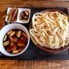 だんべうどん - 料理写真:だんべ!肉汁うどん 3合もり
