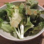 表参道焼肉 KINTAN - ランチサラダ