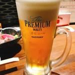 酒湊 農人 - プレミアムモルツ