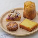 ルスティカ菓子店 - しゅごう