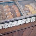 ルスティカ菓子店 - ショーケース