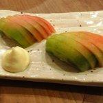 伊達 - 冷やしトマト300円