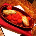 スパニッシュイタリアン Azzurro520 Canale de terrazza - サルシッチャ!!美味しい!!