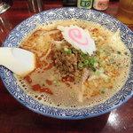 """自家製麺 魚担々麺・陳麻婆豆腐 """"dan dan noodles"""" - 魚担々麺"""