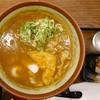 Temmusuyakishimenhirono - 料理写真:カレーきしめん