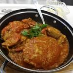 JUMBO SEAFOOOD - 料理写真:チリクラブ