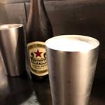 獣肉酒場 山猫軒 - 瓶ビール