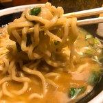 麺場 浜虎 - 麺もうま!