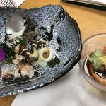 和食処 こばやし - 料理写真:サザエ刺し