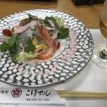 和食処 こばやし - サラダ