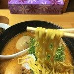 92508104 - 平打ちちぢれ麺
