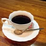 雅の里 - 雅の里ブレンドコーヒー。創業当時からの変わらぬ味!