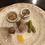 さきや - 料理写真:前菜