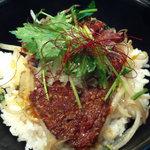 Tajimayatsuruman - ヘレステーキ丼