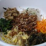韓国食堂千の花 - ビビンバ