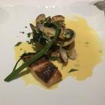 Braceria la AOSA - 真鯛と
