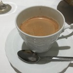 Braceria la AOSA - コーヒー