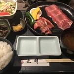 飛騨牛焼肉・韓国料理 丸明 - 牛タン、飛騨牛カルビ焼肉御膳