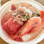 あかつ水産 - 料理写真:味勝手丼