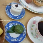 トロイメライ - 和菓子と杏仁豆腐