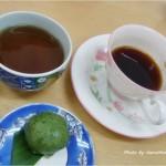 トロイメライ - お茶も登場