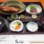 92511182 - 煮魚膳1,760円(税込)