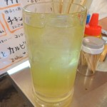 92513771 - 緑茶ハイ