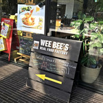 WEE BEE'S - 外観