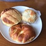 le pain du soleil - 料理写真: