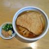与喜饂飩 - 料理写真:冷やしきつねうどん