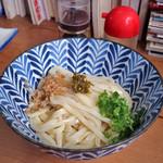手打ちうどん ぶれーど・う - ピリ辛酢醤油(TNB)