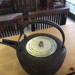 92518612 - 蕎麦湯の容器、渋いなぁ~