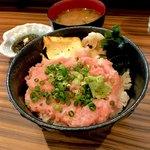 あげまき - *ネギトロ丼(¥780)
