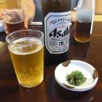 92519167 - 瓶ビール