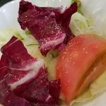 和牛料理はんだ - ◇「サラダ」◇「スープ」◇「ライス」◇「ドリンク」は共通!
