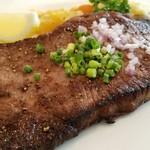 和牛料理はんだ - 「牛ローズステーキ」