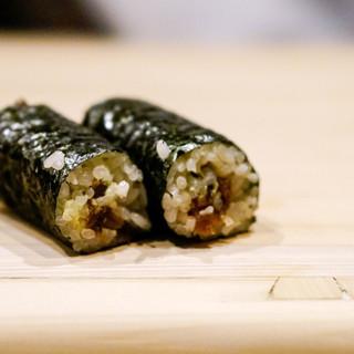 鮨処 つく田 - 料理写真:干瓢巻き