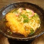 テンテンズキッチン - 天ぷらうどん