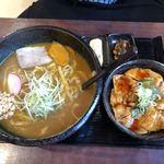 92527193 - 豚丼セット