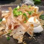 錦糸町日本酒バル ふとっぱらや - 和風おつまみクリームチーズ 390円