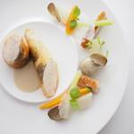 ルポンドシエル - 料理写真:料理
