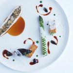 ル ポン ド シエル - 料理写真:料理